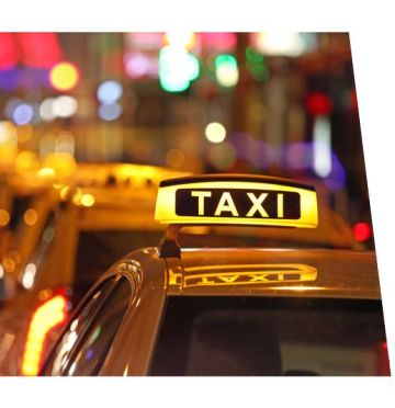 Holiday Rentals Travel by taxi