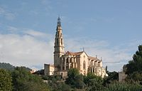 Catalonian church